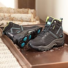 Women's Retractable-spike Trekking Boots