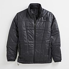 Men's Packable Insulated Travel Jacket