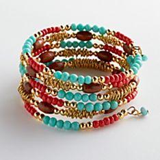 Turquoise Bead Jewelry