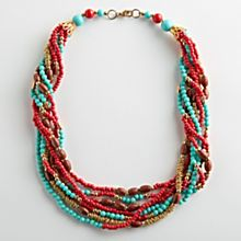 Himalayan Desert Necklace, Handmade in India