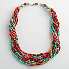 Himalayan Desert Necklace