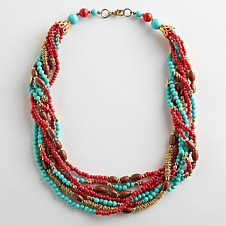 View Himalayan Desert Necklace image