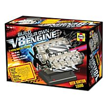 V-8 Engine Kit, Ages 13 and Up