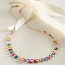 Thai Sapphire Necklace