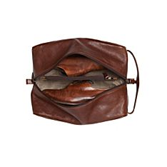 Moore & Giles Leather Shoe Bag