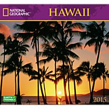 2015Hawaii Wall Calendar