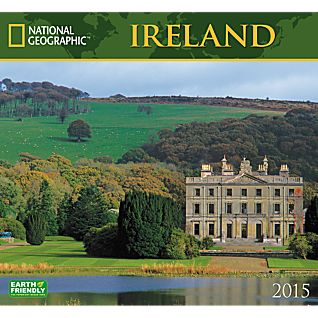 View 2015 National Geographic Ireland Wall Calendar image