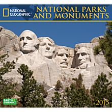 2015National Parks & Monuments Wall Calendar