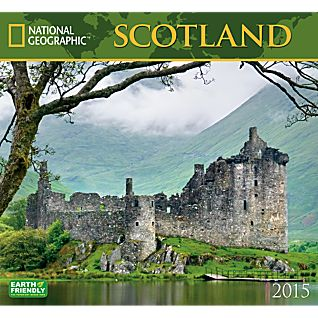 View 2015 National Geographic Scotland Wall Calendar image