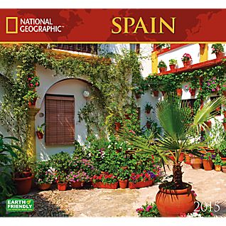 View 2015 National Geographic Spain Wall Calendar image