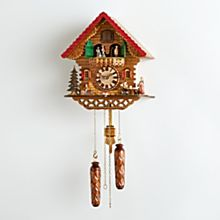 Black Forest Musical Cuckoo Clock, Made in Germany