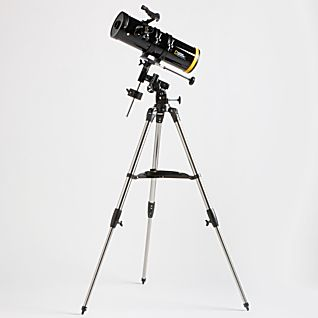 View National Geographic Telescope with Equatorial Mount image