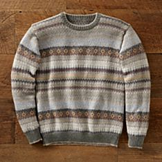 Men's Chakana Alpaca Sweater