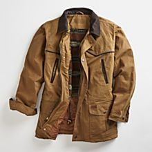 100% Cotton Outback Drover Jacket