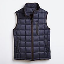 Men's Thermoluxe Quilted Travel Vest