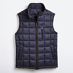 Quilted Travel Jacket
