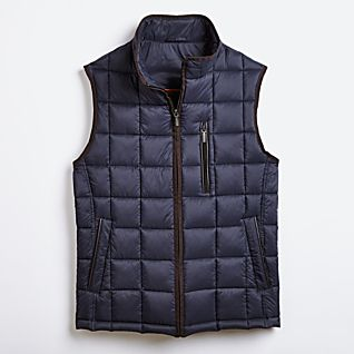 View Thermoluxe Quilted Travel Vest image