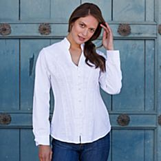 Women's Petrea Organic Cotton Blouse
