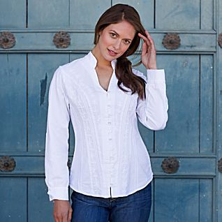 View Petrea Organic Cotton Blouse image