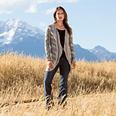 Alpaca Cardigans for Women