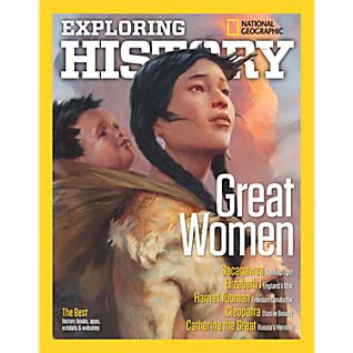 View National Geographic Exploring History: Great Women Special Issue image