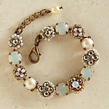 Toscana Vintage-Style Bracelet, Handmade in Val D'italy