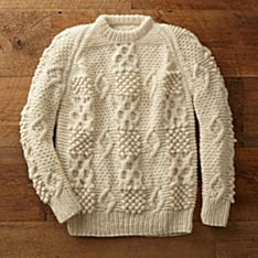 Fisherman Sweater Clothing