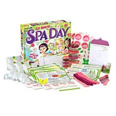 Science Lab Day Spa, Ages 8 and Up