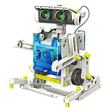 14-in-1 Solar Robot Kit, Ages 10 and Up