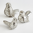 Shining Indonesian Sparrows - Set of 3