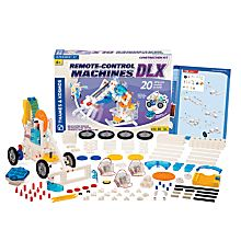 Remote-Control Machines DLX Kit, Ages 8 and Up