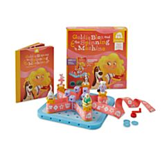 GoldieBlox and the Spinning Machine Engineering Set
