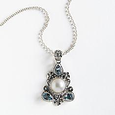 Balinese Frangipani Necklace