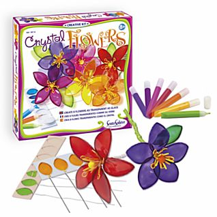 View Stained-glass Flower Kit image