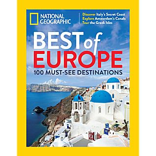 View National Geographic Best of Europe Special Issue image