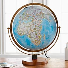 National Geographic Nicollet Illuminated Globe