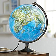 Bartlett Illuminated Globe, 2013