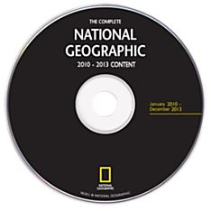 Geographic Magazine Articles
