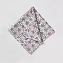 Bleu D'Chine Hand-printed Napkins - Set of 4