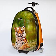 National Geographic Kids Tiger Hard-side Luggage