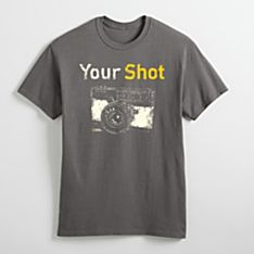 100% Cottonyour Shot Tee