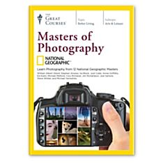 Masters of Photography Course on DVD, 2014