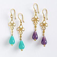Jauhari Bazaar Bead Earrings