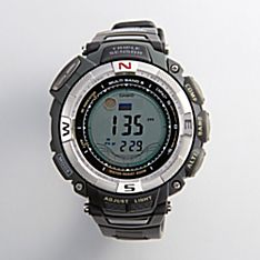 Solar Digital Pathfinder Watch