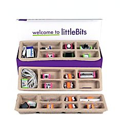 Littlebits Deluxe Electronics Kit, Ages 8 and Up