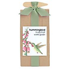 Scatter Garden Hummingbird Habitat