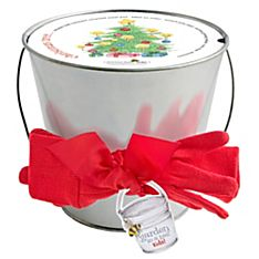 Kids' Pail Christmas Tree-to-be Kit, Made in USA