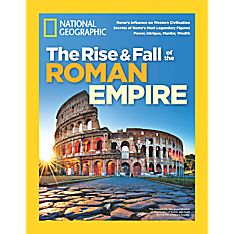 National Geographic The Rise and Fall of the Roman Empire Special Issue