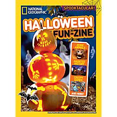 National Geographic Kids Halloween Fun-zine Special Issue