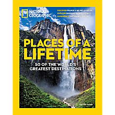 National Geographic 50 Places of a Lifetime Special Issue